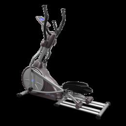 Эллиптические тренажеры - OXYGEN GX-75 HRC Эллиптический эргометр, 0
