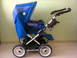 Коляски - Детская прогулочная коляска Emmaljunga City Cross, 0