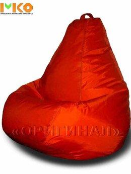 Кресла-мешки - Кресло мешок XL оксфорд красное (130х90 см), 0