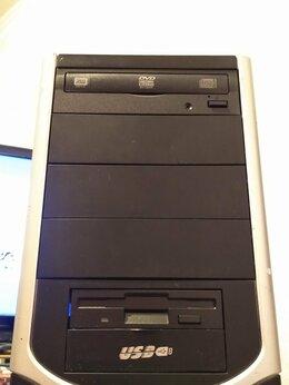Настольные компьютеры - Системник i3 4 потока офисный домашний, 0