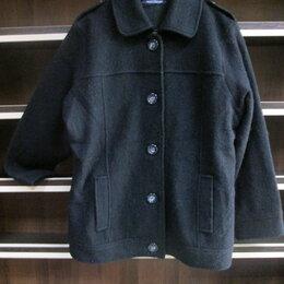 Пальто - Пальто натуральная валеная шерсть., 0