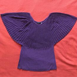 Блузки и кофточки - Фиолетовая кофта 42-44, 0
