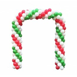 Воздушные шары - Арка из шаров без каркаса, 0