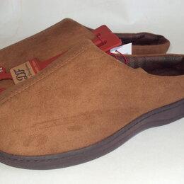 Домашняя обувь - Dearfoams slippers Memory Foam US 7-8, 0