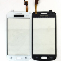 Дисплеи и тачскрины - Тачскрин для Samsung Galaxy Star Advance (SM-G350E) белый (tw), 0