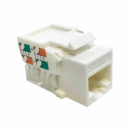 Системы Умный дом - Розеточный модуль Datarex Keystone RJ45 UTP, 0