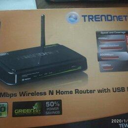 Проводные роутеры и коммутаторы - Роутер trendnet TEW-652 BRU, 0