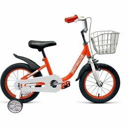 Трехколесные велосипеды - Детский велосипед Barrio 16 красный (2020), 0