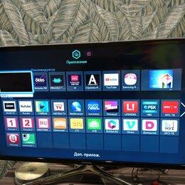 Телевизоры - Смарт-телевизор Samsung UE32F6400AK, 0