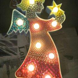 Ночники и декоративные светильники - Декоративный LED светильник, 0
