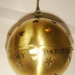 Новогодний декор и аксессуары - Елочная Игрушка шар саше Живанши Givenchy миллениум, 0