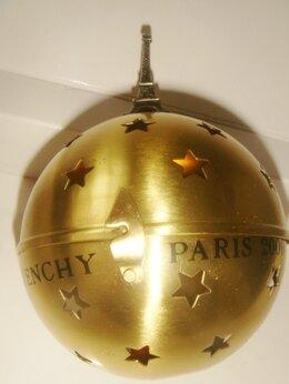 Новогодний декор и аксессуары - Елочная Игрушка шар саше Живанши Givenchy…, 0