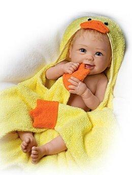 Куклы и пупсы - Кукла младенец кукла реборн новая кукла в…, 0