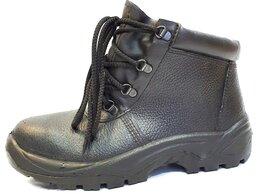 Обувь - Ботинки зимние лидер с глухим клапаном, 0