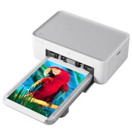 Аксессуары и запчасти для оргтехники - Фотопринтер Xiaomi Mijia Photo Printer ZPDYJ01HT, 0