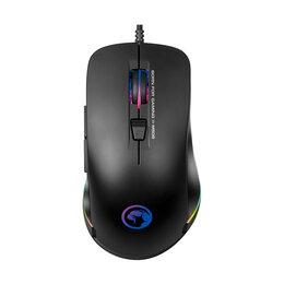Мыши - Мышь проводная Marvo M508 gaming с подсветкой RGB, 0