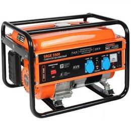 Электрогенераторы - Генератор бензиновый Patriot Max Power SRGE 3500…, 0