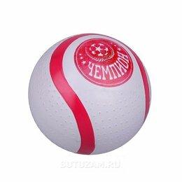 Мячи и прыгуны - Мяч Чемпион d=100 мм, 0