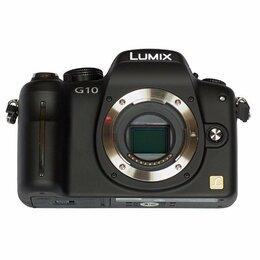 Фотоаппараты - Panasonic DMC-G10 Body или Kit, 0