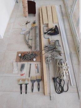 Валики и ёмкости - Различные строительные инструменты, 0