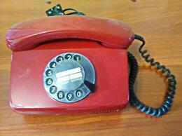 Проводные телефоны - Дисковый телефонный аппарат., 0