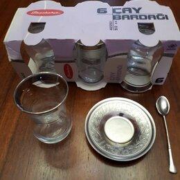 Кружки, блюдца и пары - Кофейно-чайный набор (Турция), 0