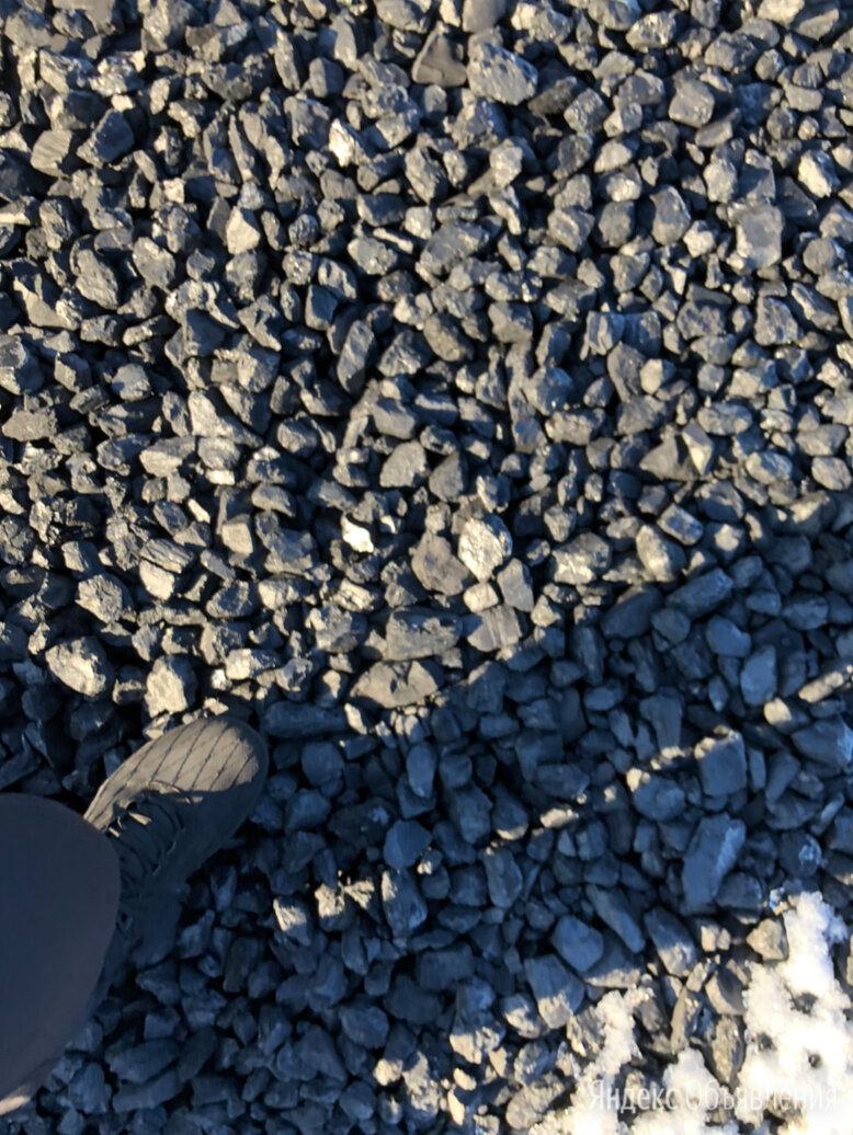 """Сибирский антрацит """"орех"""" сортовой несеяный насыпью по цене 9200₽ - Топливные материалы, фото 0"""