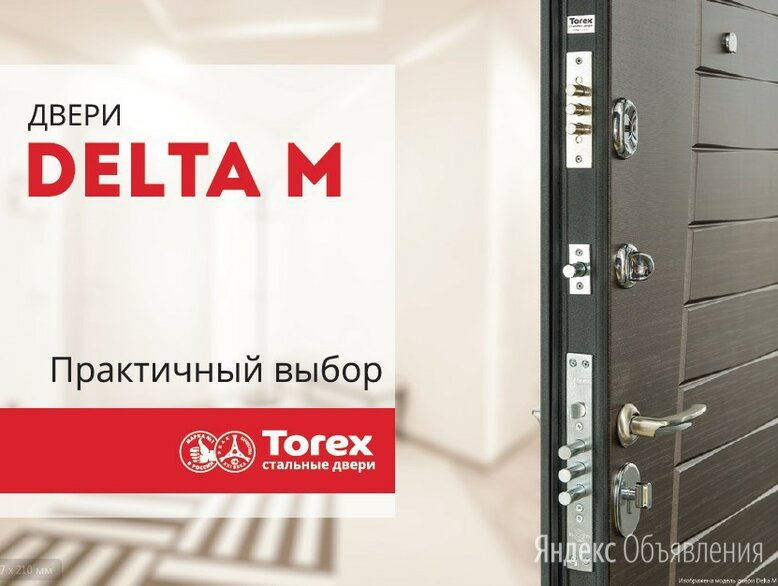 Дверь ТОРЕКС М10 по цене 19040₽ - Входные двери, фото 0