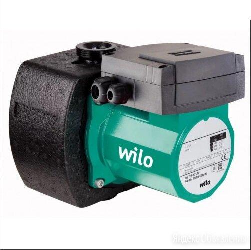 Wilo-TOP-Z 30/7 1х230 насос (2048340) по цене 57196₽ - Элементы систем отопления, фото 0