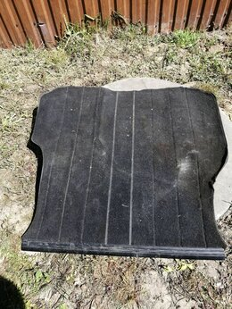 Аксессуары для салона - Ковер в багажник на пассат б3 универсал, 0