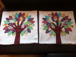 Декоративные подушки - Подушки для согласия, роста и процветания. За пару, 0