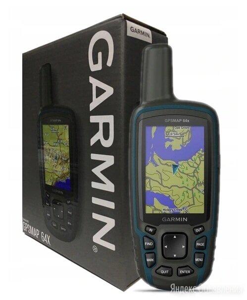 Навигатор Garmin gpsMap 64x по цене 22990₽ - GPS-навигаторы, фото 0