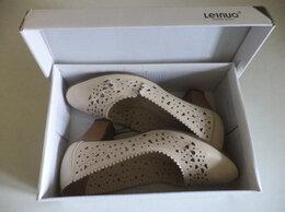 Туфли - Мягкая кожа, 0