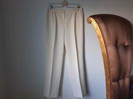 Брюки - Стильные летние женские брюки 52-54, 0