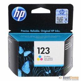 Картриджи - Картридж HP F6V16AE №123 для HP 2130, 0
