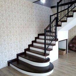 Лестницы и элементы лестниц - Лестница деревянная на заказ , 0