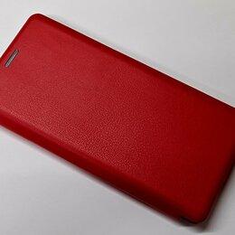 Чехлы - Чехол книжка Xiaomi Redmi Note 8T (красный), 0