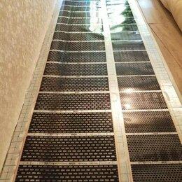 Комплектующие для радиаторов и теплых полов - Теплый электрический пол, монтаж. Продажа аксессуаров., 0