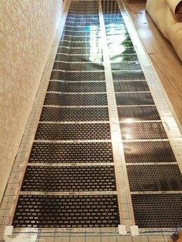 Комплектующие для радиаторов и теплых полов - Теплый электрический пол, монтаж. Продажа…, 0