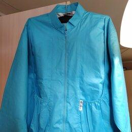 Куртки - Новая летняя куртка хлопок размер 48 - 50, 0