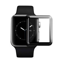 Аксессуары для умных часов и браслетов - Защитное стекло для APPLE WATCH 40-45 мм, 0