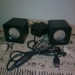 Компьютерная акустика - Малогабаритная стереоакустика фирмы Aceline, 0