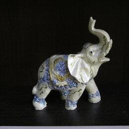 Статуэтки и фигурки - Сувенир - слоник. Индия., 0