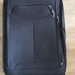 Чемоданы -  чемодан Witchen большой текстильный, 0