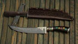 Ножи кухонные - УП-60 Кухонный Нож ПЧАК. Ручная работа. , 0