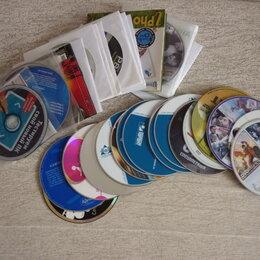 Видеофильмы - Диски CD, 0
