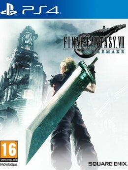 Игры для приставок и ПК - Видеоигра Final Fantasy 7 (VII): Remake (PS4), 0