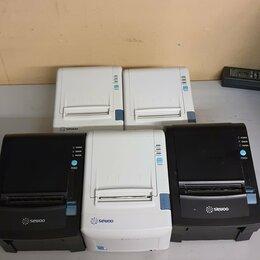 Принтеры чеков, этикеток, штрих-кодов - Принтер документов Sewoo 80мм., 0