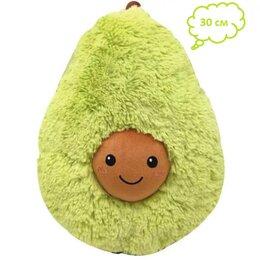 "Мягкие игрушки - Мягкая игрушка ""Авокадо"" 30 см, 0"