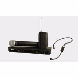 Радиосистемы и радиомикрофоны - SHURE BLX1288E/P31 M17 радиосистема с ручным…, 0